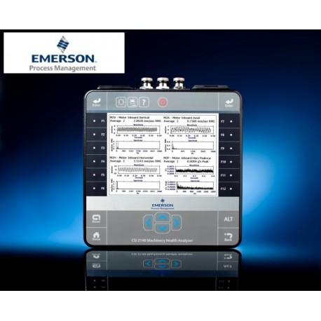 02. 2140 Portable Vibration Analyzer