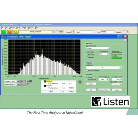 10. Noise Check System