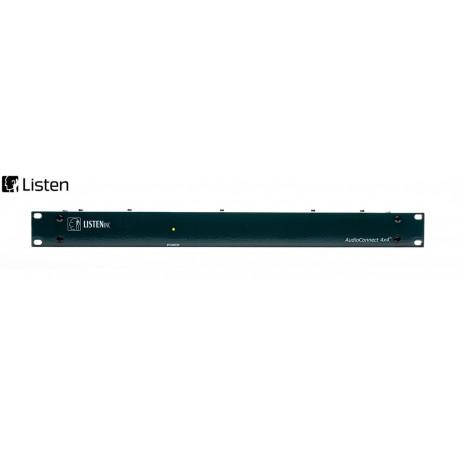 15. AudioConnect 4×4