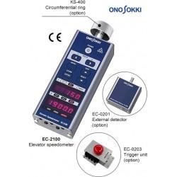 01. EC-2100 Elevator Speedometer