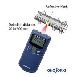 10. Non-contact Type Handheld Digital Tachometer HT-4200