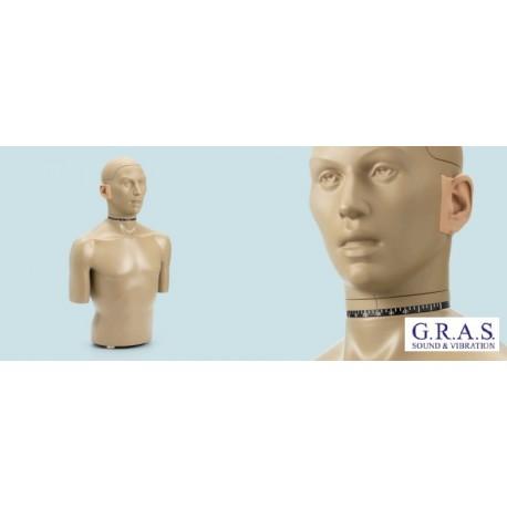 04. KEMAR Head & Torso Simulator