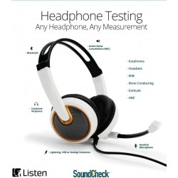 Headphone and Headset Measurements
