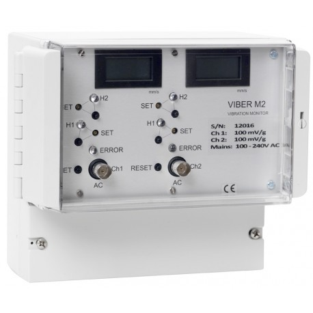 06. VMI Vibration Monitoring- VIBER M2™