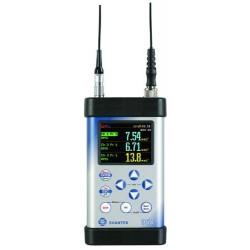 03. 4-Channel Sound and Vibration Analyzer