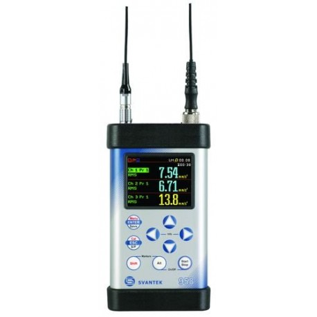 03. 4-Channel Sound and Vibration Analyzer