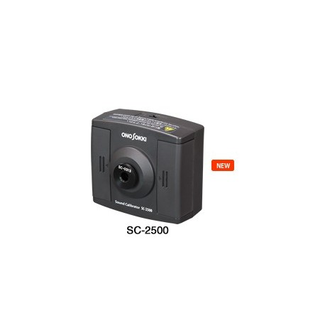 14. Sound Calibrator- SC2500