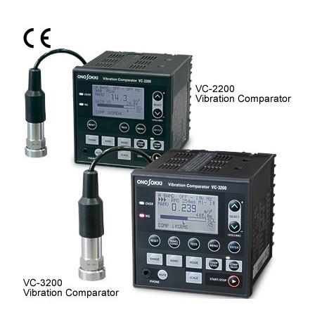 15. Vibration Comparator - VC-2200 / 3200