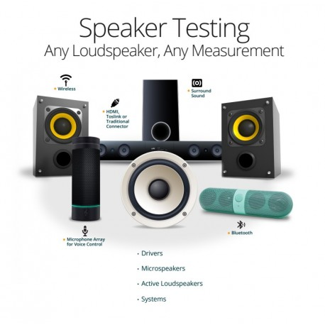 03. Loudspeakers and Micro-speakers Measurement