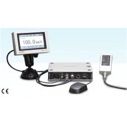 02.  Compact & High-sensitive GPS Speedometer
