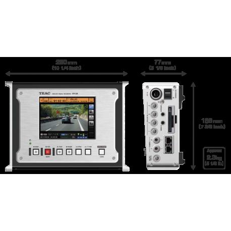 03. Video NV Recorder VR-24
