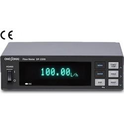19. New !  On-Board Flow Meter - DF-2200
