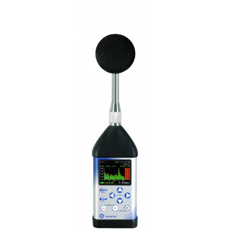 06. New ! Sound & Vibration Analyzer - SVAN 977A