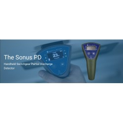 03. Sound PD - Handheld Switchgear Partial Discharge Detector
