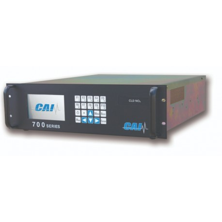 01. Chemiluminescence Analyzers- CAI 700 CLD, CAI 700 HCLD, CAI 750 CLD
