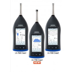13. LA-7000 series High performance Sound Level Meter
